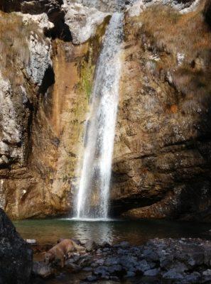 Cascata del Pissulat-Campone