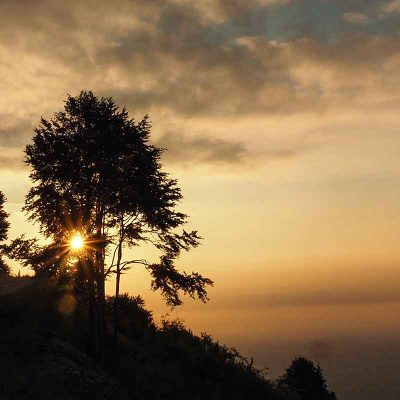 All' alba verso Polcenigo