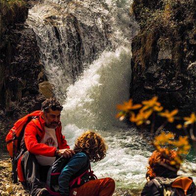 Val d'Arzino Cascate