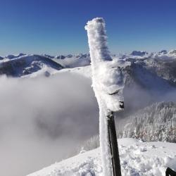 Panorama dal Rif. Nordio